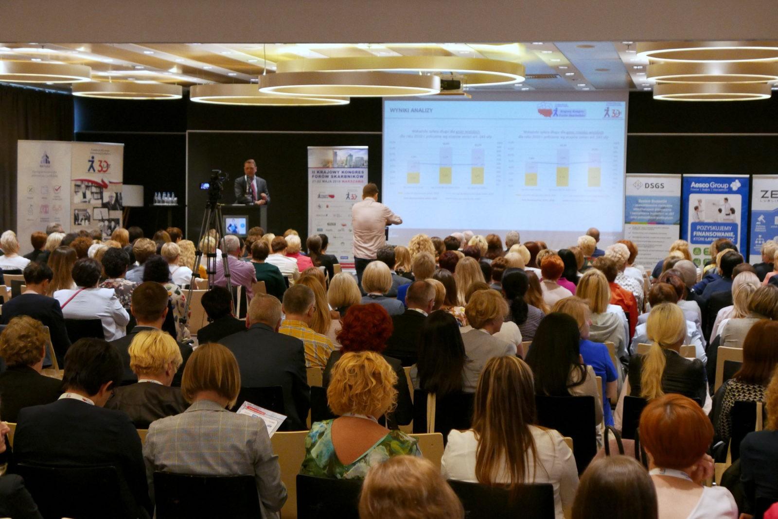 Aesco Group Partnerem Głównym II Krajowego Kongresu Forów Skarbników