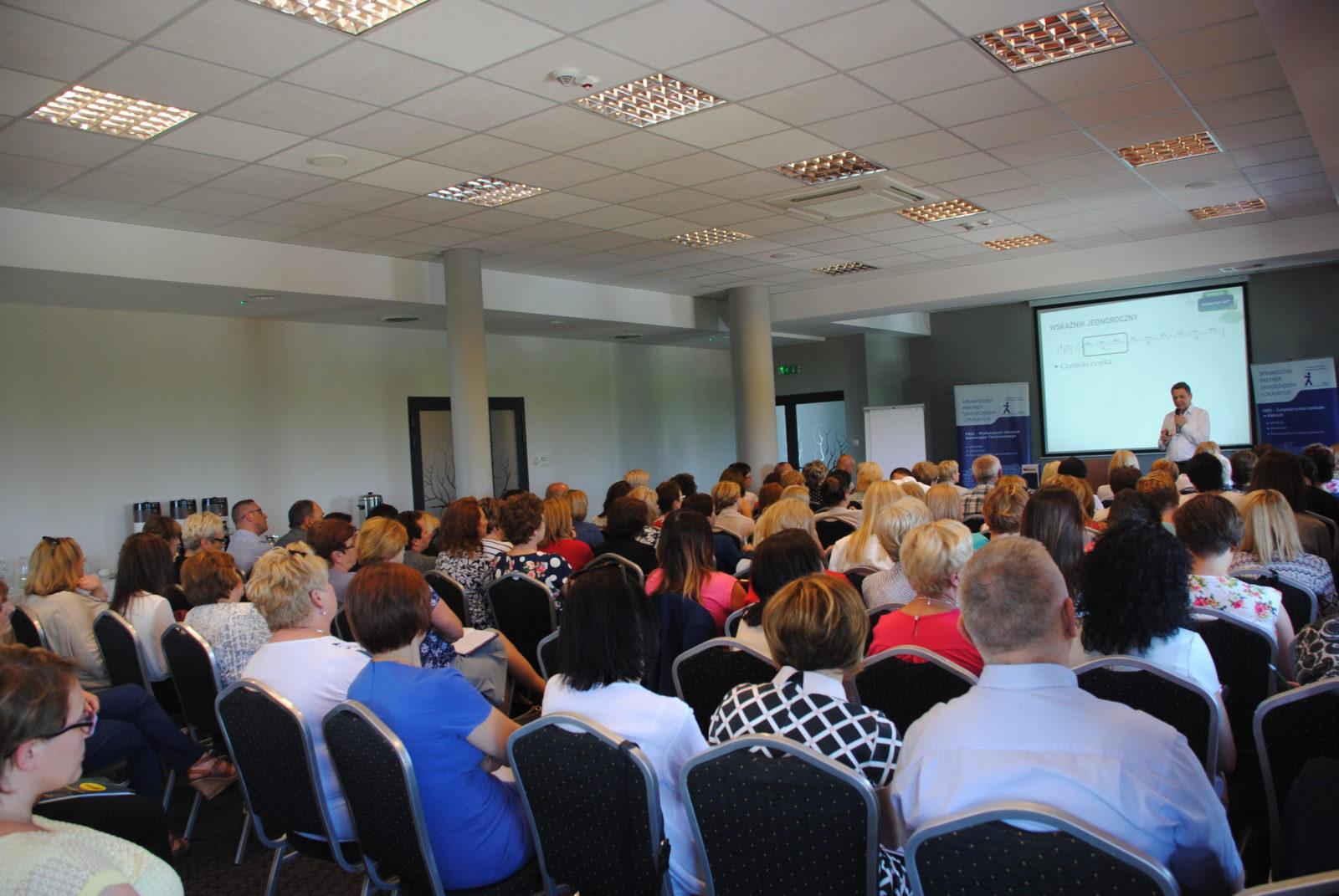 Cykl szkoleń na Forum Skarbników FRDL