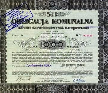 Wyjątkowo udany początek roku dla emisji obligacji Piastowa i Dobronia