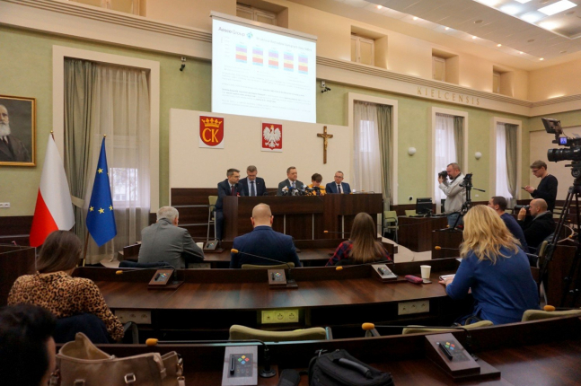 Aesco przedstawiła wyniki audytu finansowego Kielc