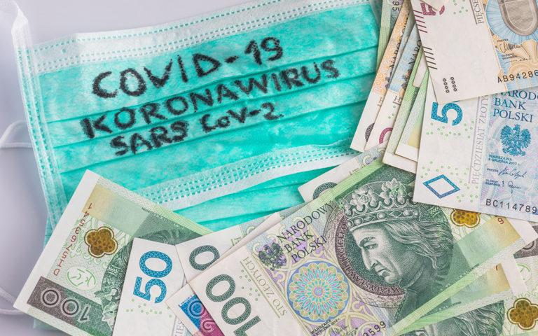 """Finanse samorządowe w dobie koronawirusa (""""Wspólnota"""" z 4.04.2020)"""